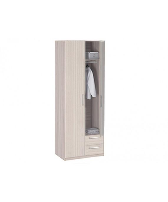 Шкаф 2-x Дверный с Зеркалом 8.022z