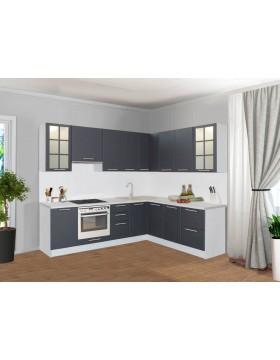 Кухня Классика угловая 2450х1850