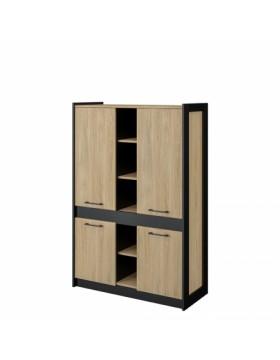 Шкаф комбинированный МН-037-10
