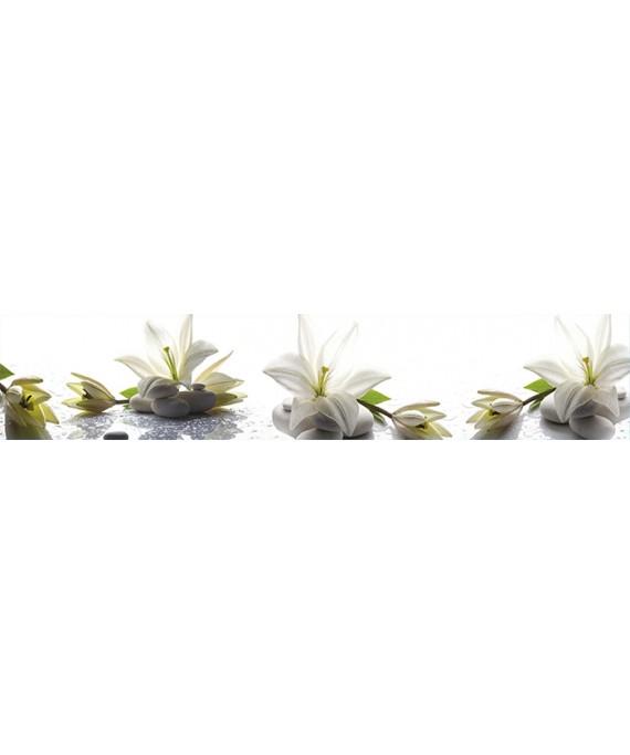 Лилии на камнях