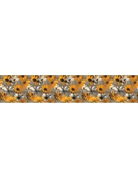 Оранжевые герберы