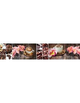 Кофе и орхидеи