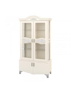 Шкаф с витриной (София) МН-025-17