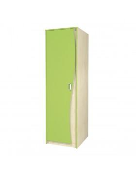 Шкаф для одежды детский (Комби) МН-211-15