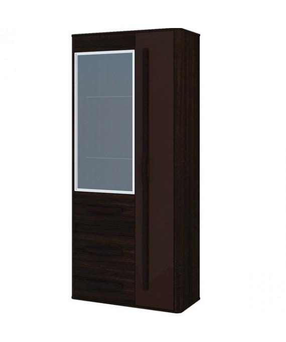 Шкаф витрина (Браво) МН-127-02