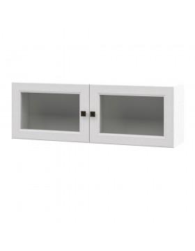 Шкаф навесной витрина (Тиволи) МН-035-13
