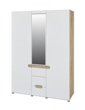 Шкаф    (Леонардо) МН-026-08