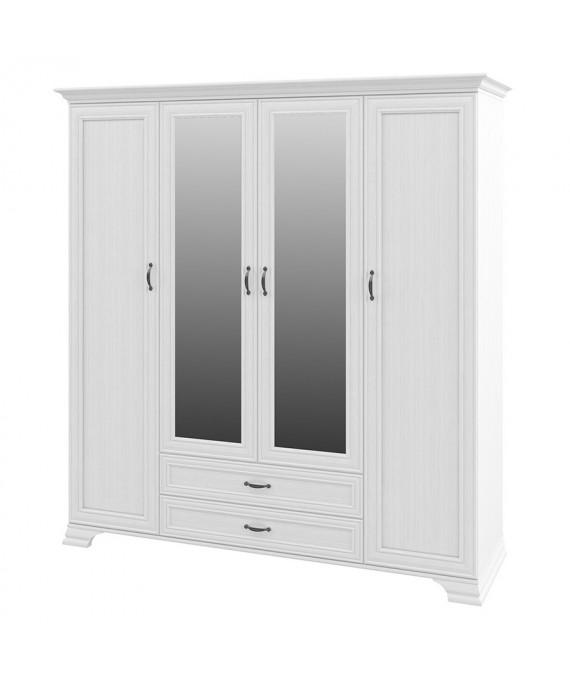 Шкаф с зеркалами  (Юнона) МН-132-04