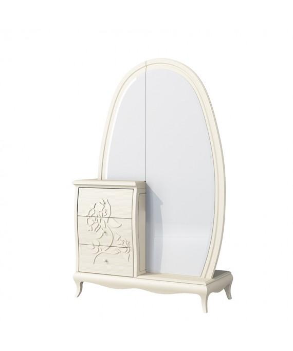 Шкаф с зеркалом  (Астория) МН-218-10