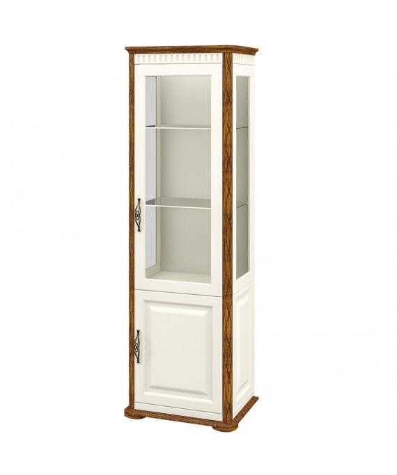 Шкаф с витриной (Марсель) МН-126-11
