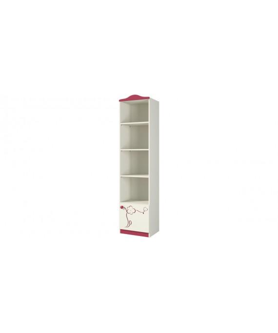 Шкаф-стеллаж Сакура Ш45-1ПД0