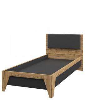 Кровать 2 Сканди Графит