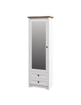 Шкаф с зеркалом (Тиволи) МН-035-09