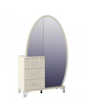 Шкаф с зеркалом (София) МН-025-10