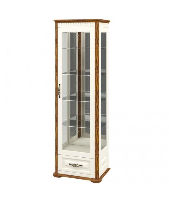 Шкаф с витриной (Марсель) МН-126-12