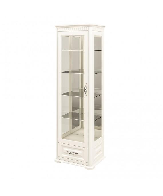 Шкаф в гостинную  (Марсель_крем) МН-126-12(1)