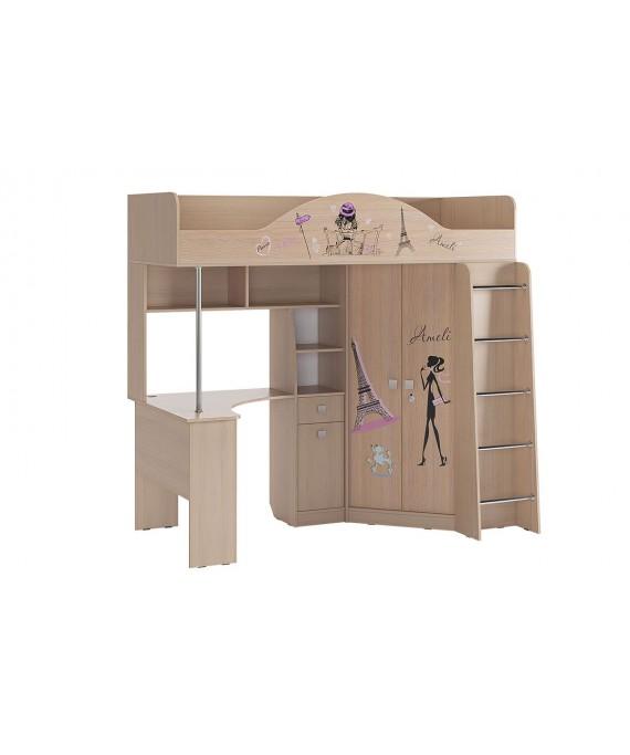 Амели Набор мебели  (Детский комплекс)