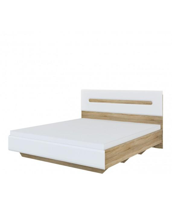 Кровать двуспальная  (Леонардо) МН-026-10-180