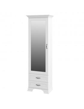 Шкаф с зеркалом  (Юнона) МН-132-09