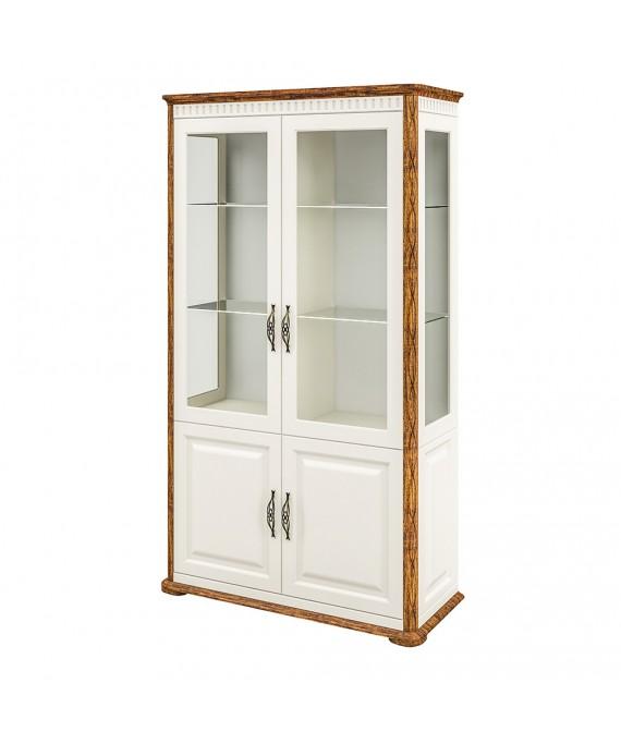 Шкаф с витриной (Марсель) МН-126-19