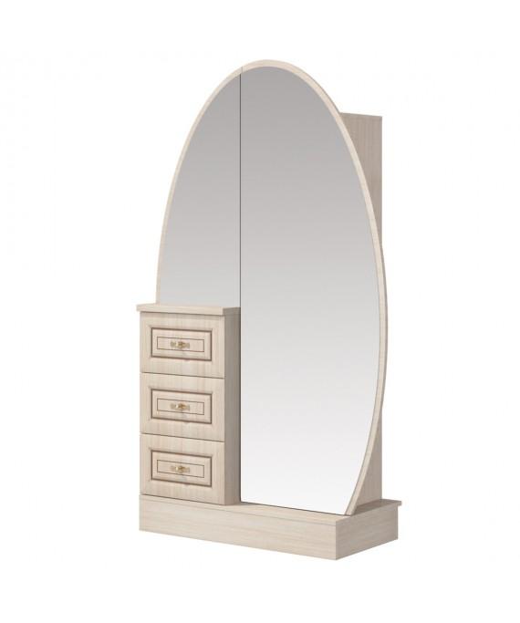 Шкаф с зеркалом  (Василиса) СП-001-10П
