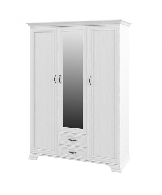 Шкаф с зеркалом (Юнона) МН-132-03