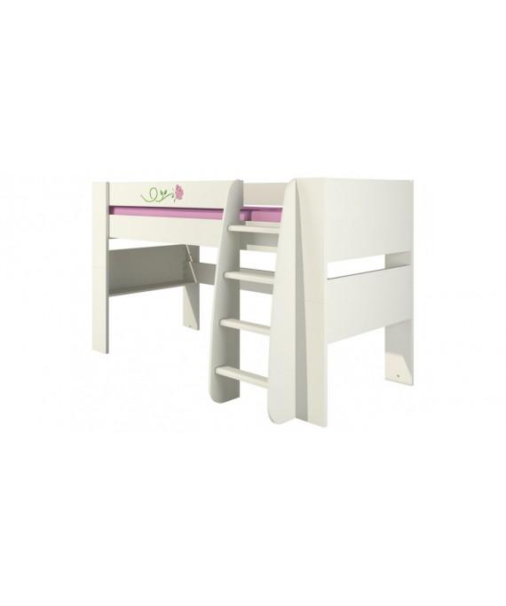 Двухъярусная кровать Розалия КРД120-1Д1