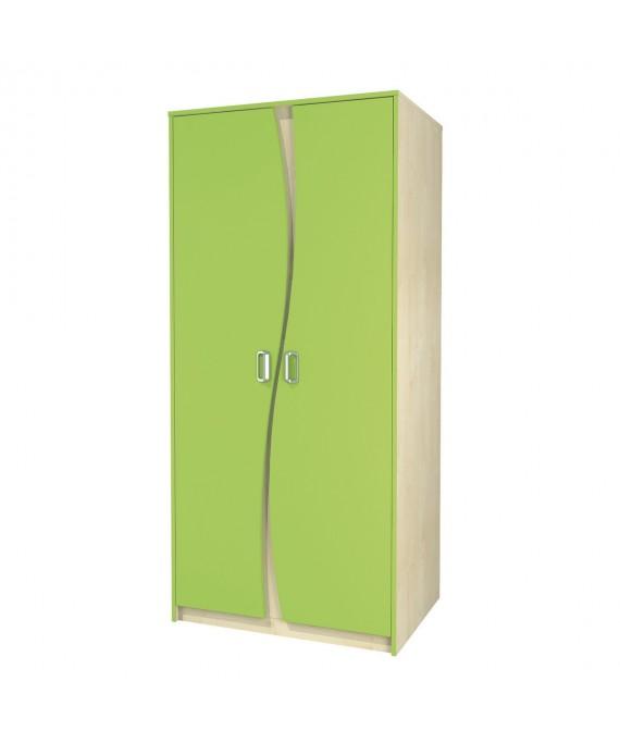 Шкаф для одежды (Комби) МН-211-16