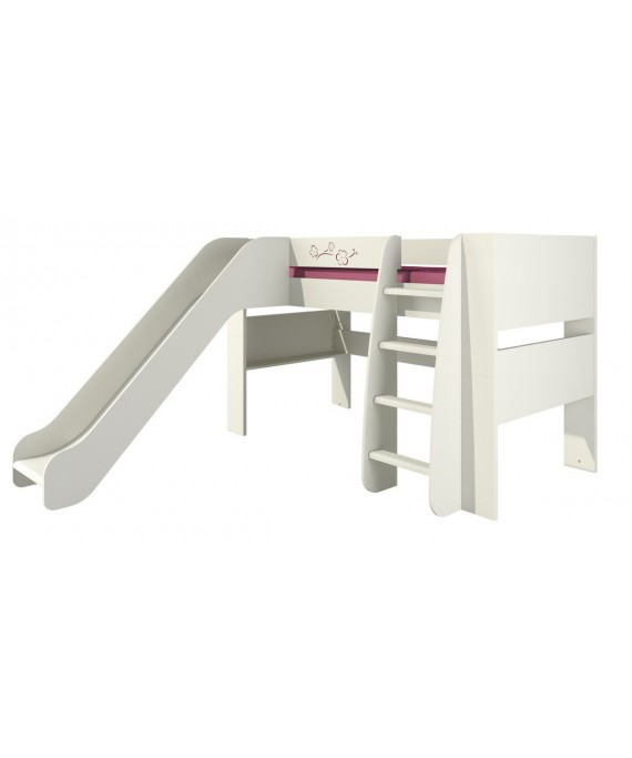 Двухъярусная кровать Сакура КРД120-2Д0