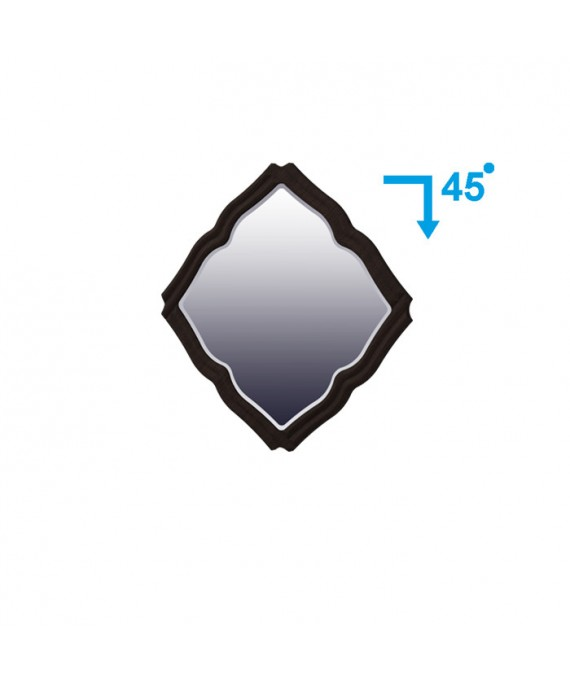 Зеркало навесное (Тиффани) МН-122-08