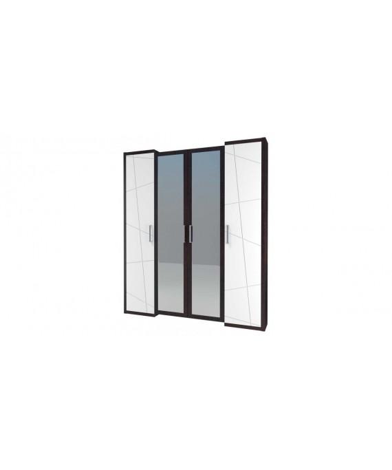 Шкаф для одежды Барселона МН-115-04-220