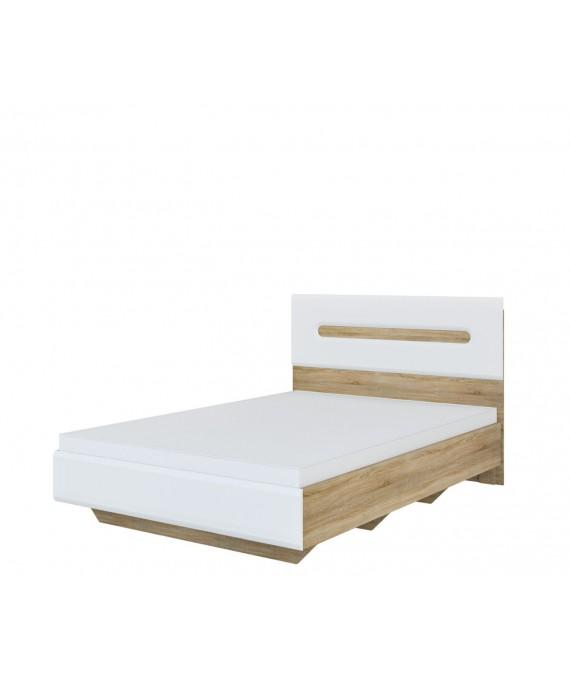 Кровать двуспальная (Леонардо) МН-026-10-140