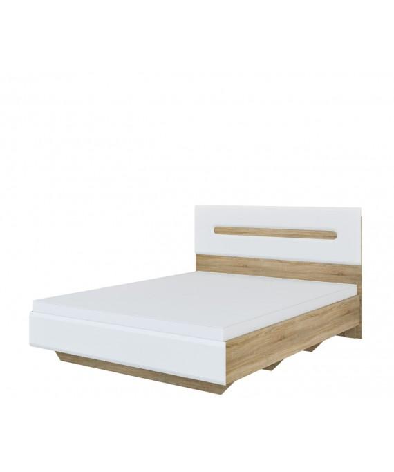 Кровать двуспальная (Леонардо) МН-026-10